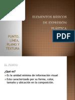 elementos basicos de la exprecion plastica.ppt