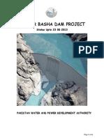 Diamer Basha Dam