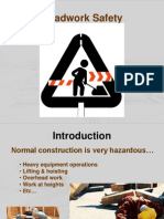 Roadwork Safety