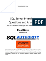 SQL All Merged File