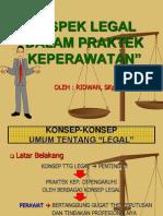 Aspek Legal Praktek Kep.