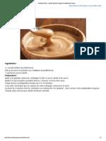Confiture de lait _ recette illustrée, simple et facileRecette Gateau
