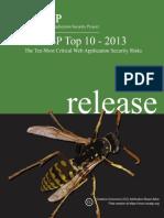 (251289837) OWASP Top 10 - 2013.doc