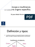 SHOCK, SINCOPE. INSUFICIENCIA CIRCULATORIA ORGANO ESPECIFICA.pdf