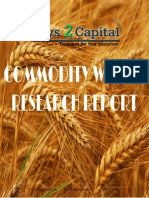 Commodity Report 09 Oct 2014 by Ways2Capital