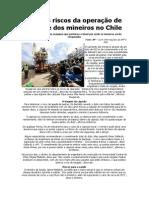Veja os riscos da operação de resgate dos mineiros no Chile.docx