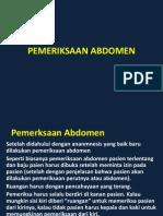 Acut Abdomen