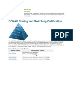 Cisco Certified Entry Networking