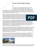arquitectura gastronomica recoleta Pagina principal