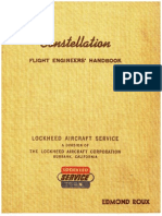 Loockheed Constellation Flight Engineers' Handbook