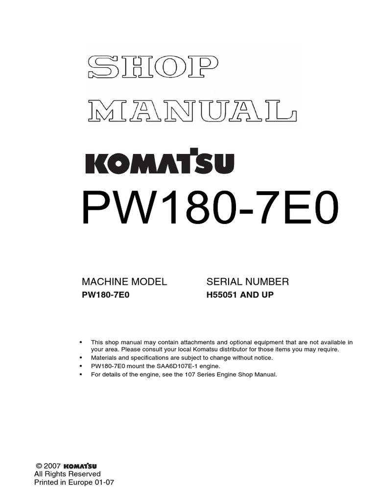 PW180-7E0_S_CSS-NET_23-01-2007.pdf | | Nut (Hardware) on
