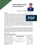 Wireless Internet Market in Nepal_By Ananta Mallik
