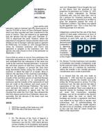 Insolvency Law - Section 70 - Dela Paz v Garcia Digest