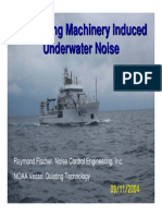 Controlling Machinery Induced Underwater Noise (Presentation)