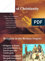 Rise of Christianity (humanities).ppt