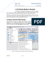 Simulink ABS Example