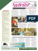 Salem Community Patriot 10-10-2014