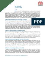 Marpol Powder Coating FAQs