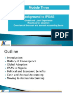 1. Background to IPSAS Implementation in Nigeria