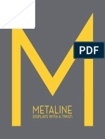 Metaline Displays With A Twist - POP Displays PDF