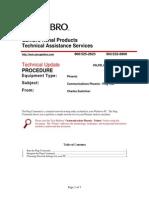 PH-11052 Phoenix Communications - Ping Test