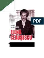 Elena Ceausescu, Confesiuni Fara Frontiere - Violeta Nastasescu