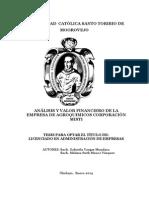 Analisis y Valor Financiero, Corporacion MISTI.pdf