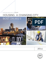 Housing A Changing City