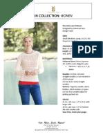 Fleurette Lace Pullover