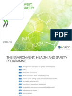 Environment Health Safety Brochure 2013