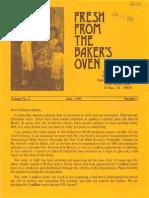 Baker Bill Rosa 1983 Mexico