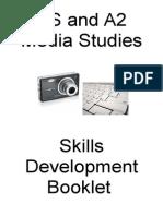 Skills Development Booklet Redraft