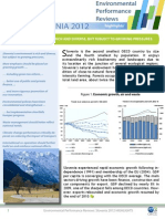 Slovenia 2012 Environmental Performance Review - Highlights