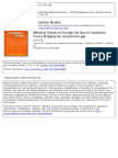 Medieval Literature & Translation Theory (2010)
