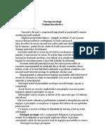 Nursing Ocologic Curs 1