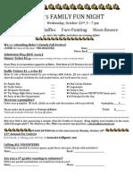 FF Preregistration Sheet 2014