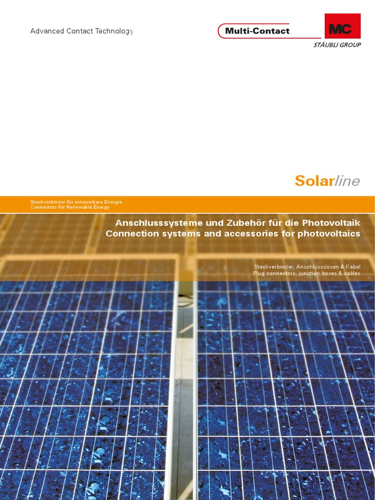 multi contact PV_Solar_(de-en)_hi.pdf | Electrical Connector ...
