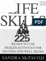 Life Skills 225 Ready-To-Use Health Activ - Sandra
