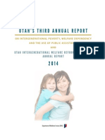 Utah's Third Annual Report on Intergenerational Poverty