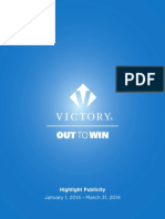 VICTORY PRESS HIGHLIGHTS