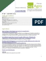 Bulletin de Veille septembre 20141