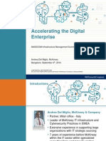 Accelerating the digital enterprise