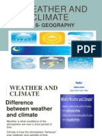 Climate and Weather for Class 83 (2)