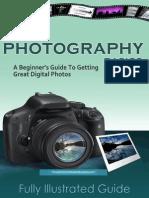 Digital Photography Basics Part 1