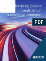 Sustainable Transport Brochure POLICY PERSPECTIVES 2014