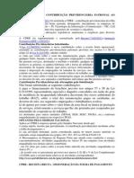 SUBSTITUIÇÃO DA CONTRIBUIÇÃO PREVIDENCIÁRIA PATRONAL AO INSS.docx