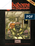 Warhammer Fantasy Roleplay - The Enemy Within Campaign - Shadows Over Boegenhafen - 1987