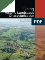 Using Historic Landscape Characterisation2004