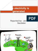 How Electricity is Generated