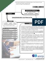 Prova Engenheiro Eletricista EBSERH